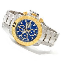 INVICTA RESERVE MEN'S SUBAQUA NOMA II VALJOUX 7750 LTD ED BRLT WATCH