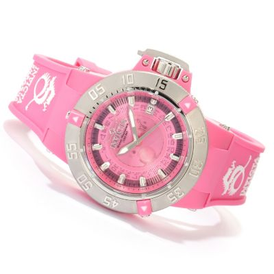617-576 - Invicta Women's Subaqua Noma III Anatomic Quartz Silicone Strap Watch
