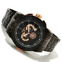 RENATO MENS BUZO 52 CHRONOGRAPH BRACELET WATCH