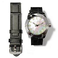 TTV Android Antigravity Tungsten Limited Edition Automatic Strap Watch