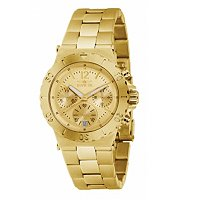 INVICTA WOMEN'S SPECIALTY DIVER QUARTZ CHRONOGRAPH STAINLESS BRACELET WATCH