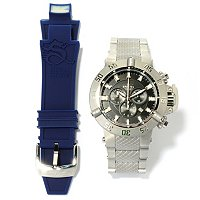 INVICTA MEN'S SUBAQUA NOMA III SWISS CHRONOGRAPH 2PC SET W/ 3 DC