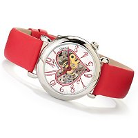Stuhrling Original Women's Cupid 2 Automatic Strap Watch