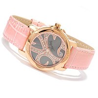 Stuhrling Original Women's Isis Swiss Quartz Strap Watch