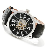 Stuhrling Original Men's Delphi Venezia Automatic Strap Watch