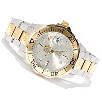 INVICTA MEN'S GRAND DIVER AUTOMATIC STAINLESS BRACELET WATCH