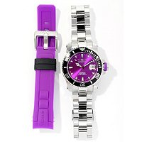 INVICTA MEN'S PRO DIVER AUTOMATIC INTERCHANGEABLE 2PC SET