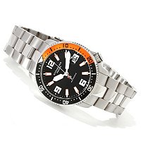 Stuhrling Prestige Men's Swiss Made Regatta Cruiser Bracelet Watch