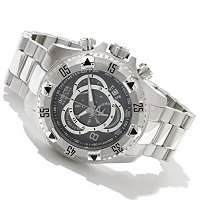 INVICTA RESERVE MENS EXCURSION SWISS QUARTZ CHRONO BRACELET WATCH