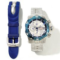 TTV INVICTA RESERVE MEN'S VENOM SWISS A07 AUTOMATIC INTERCHANG SET W/ DIVE CASE