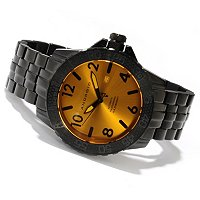 "Android Men's Trans 48 Limited Edition Automatic ""Night Vision"" Bracelet Watch"