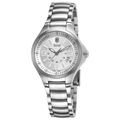 618-130 - Victorinox Swiss Army Women's Base Camp Swiss Made Quartz Bracelet Watch