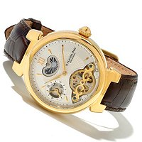Stuhrling Original Men's Magister Automatic Strap Watch
