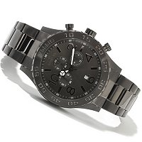 INVICTA MEN'S SPORT OCEAN QUARTZ CHRONO STAINLESS BRACELET WATCH