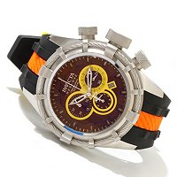 INVICTA RESERVE MEN'S BOLT SPORT SWISS MADE QUARTZ CHRONO POLY STRAP WATCH