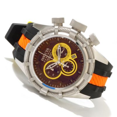 "618-460 - Invicta Reserve Men's Bolt Sport ""Puppy Edition"" Swiss Made Quartz Chronograph Silicone Strap Watch"