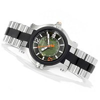 TTV RENATO BEAST/BEAUTY GMT BRACELET WATCH
