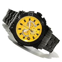 RENATO MEN'S BUZO SWISS MADE CHRONOBRACELET WATCH