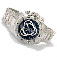 INVICTA RESERVE MEN'S EXCURSION SWISS QUARTZ CHRONO BRACELET WATCH W/ DC