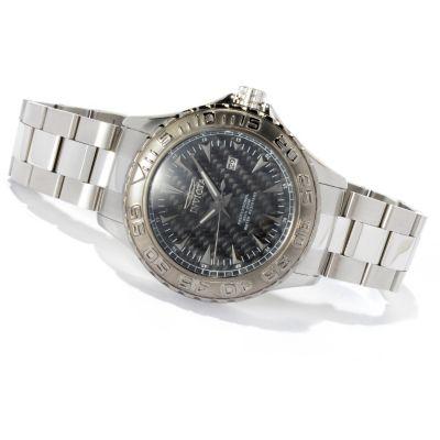 61 - Invicta Men's Pro Diver Ocean Ghost Quartz Stainless Steel Bracelet Watch w/ 8-Slot Dive Case
