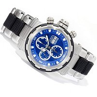 INVICTA MEN'S RESERVE CAPSULE SWISS AUTOMATIC 7750 STAINLESS BRACELET WATCH