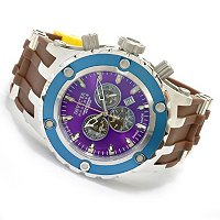 "INVICTA RESERVE MENS SPECIALTY SUBAQUA ""PUPPY ED"" SWISS CHRONO STRAP WATCH"