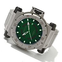 INVICTA MEN'S COALITION FORCE AUTOMATIC TITANIUM BRACELET WATCH