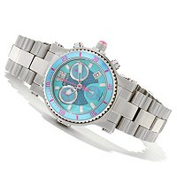 RENATO WOMEN'S BEAUTY CHRONOGRPAH BRACELET WATCH