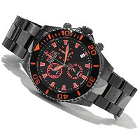 INVICTA RESERVE MENS PRO DIVER SWISS QUARTZ CHRONO BRACELET WATCH