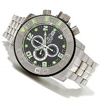 INVICTA MENS SEA HUNTER SWISS A07 AUTOMATIC CARBON FIBER BRACELET WATCH
