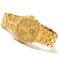 RENATO WOMEN'S VULCAN CHRONOGRAPH BRACELET WATCH