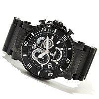 RENATO MEN'S TREX CHRONOGRAPH STRAP WATCH