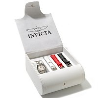 INVICTA WOMEN'S ANGEL QUARTZ BRACELET W/ 3 STRAPS