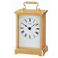 SEIKO CARRIAGE DESK CLOCK