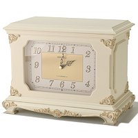 SEIKO ELEGANT MUSICAL JEWELRY STORAGE CLOCK