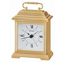 SEIKO CLASSIC CARRIAGE DESK CLOCK