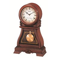 SEIKO GRAND SWINGING PENDULUM WOODEN MANTEL CLOCK