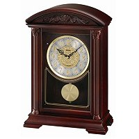 SEIKO MELODIES IN MOTION ELEGANCE PENDULUM MANTEL CLOCK