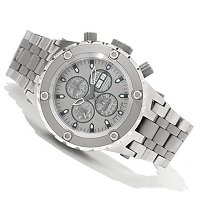 INVICTA RESERVE MENS SPECIALTY SUBAQUA SWISS AUTO CHRONO BRACELET WATCH W/WINDER
