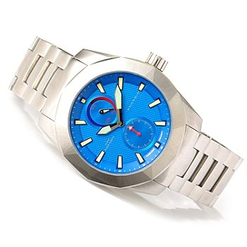 619-146 - Android Men's Euxine Automatic Stainless Steel Bracelet Watch