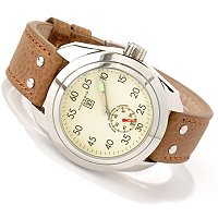 Android Men's Impetus Jumping Hour Automatic Strap Watch