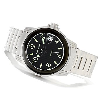 619-150 - Android Men's Decoy 2 Quartz Stainless Steel Bracelet Watch