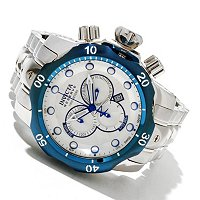 INVICTA RESERVE MEN'S VENOM SWISS CHRONOGRAPH STAINLESS BRACELET WATCH
