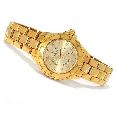 619-380 - Stührling Original Divinity Bracelet Watch Made w/ Swarovski® Elements