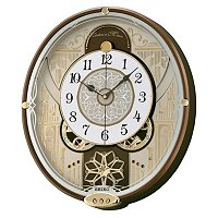 SEIKO MELODIES IN MOTION ENCHANTED SYMPHONIES WALL CLOCK