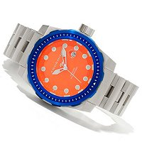 ANDROID MEN'S STANCE AUTOMATIC 50MM BRACELET WATCH