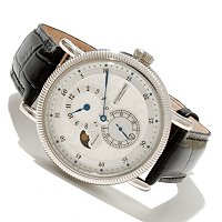 Stuhrling Original Men's Symphony Operetta Regulator Automatic Strap Watch