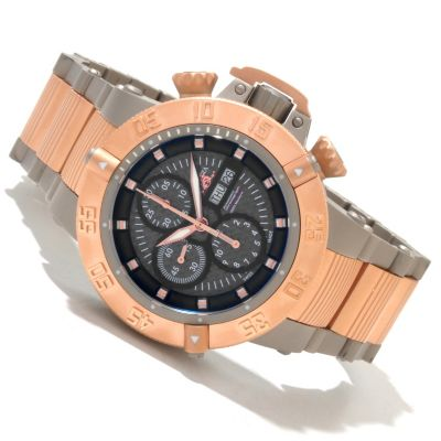 619-518 - Invicta Men's Subaqua Noma III Limited Edition Valjoux 7750 Automatic Bracelet Watch