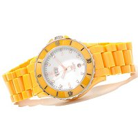 Oniss Women's Ceramic Swiss MOP Dial Bracelet Watch