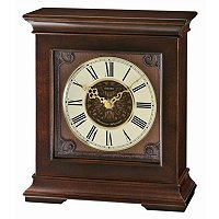 SEIKO WESTMINSTER WHITTINGTON ORNAMENTAL DIAL CHIME DESK CLOCK